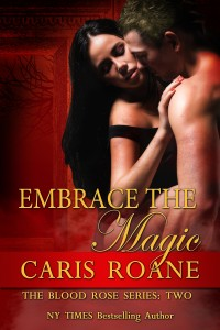 Caris Roane Paranormal Romance Author