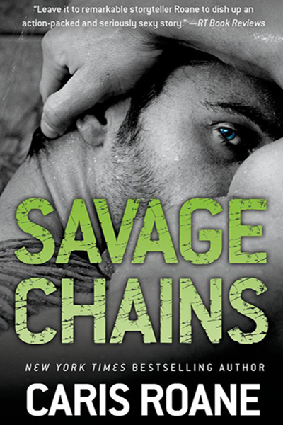 Savage Chains - Caris Roane Paranormal Romance Author
