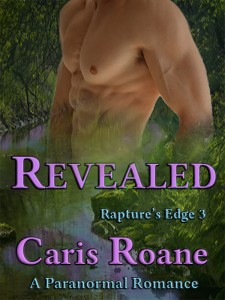 REVEALED - Caris Roane Paranormal Romance Author