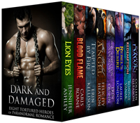 Paranormal Romance - DARK AND DAMAGED BOX SET