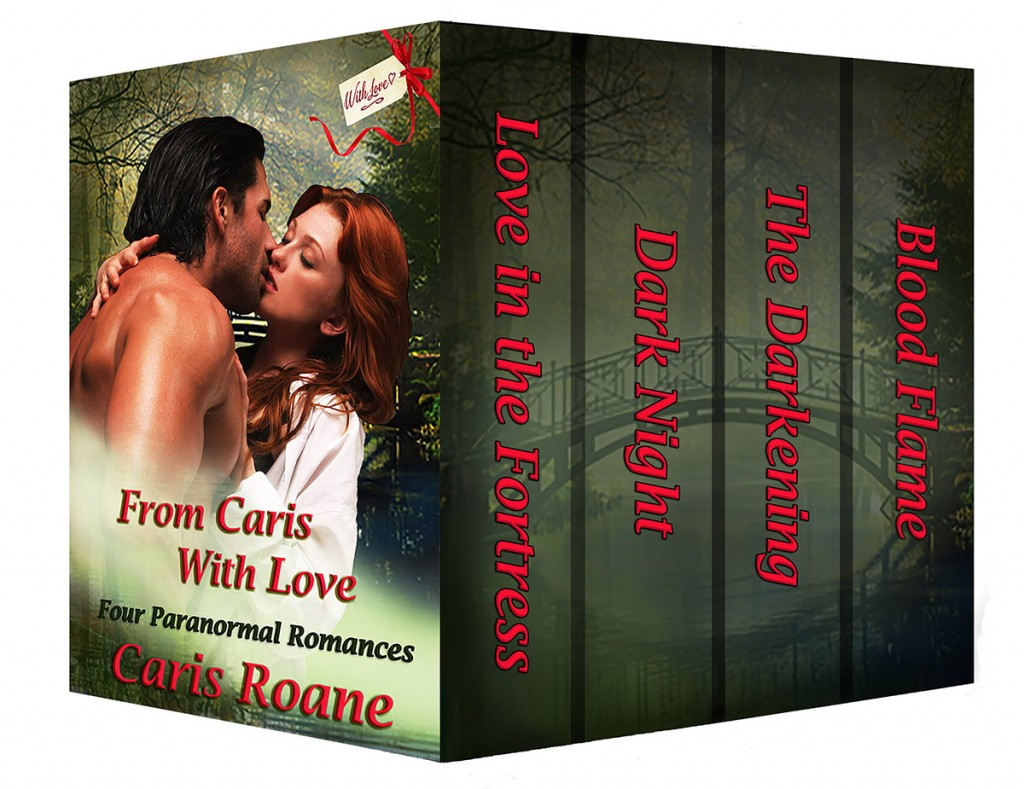 FROM CARIS WITH LOVE - Caris Roane Paranormal Romance Author