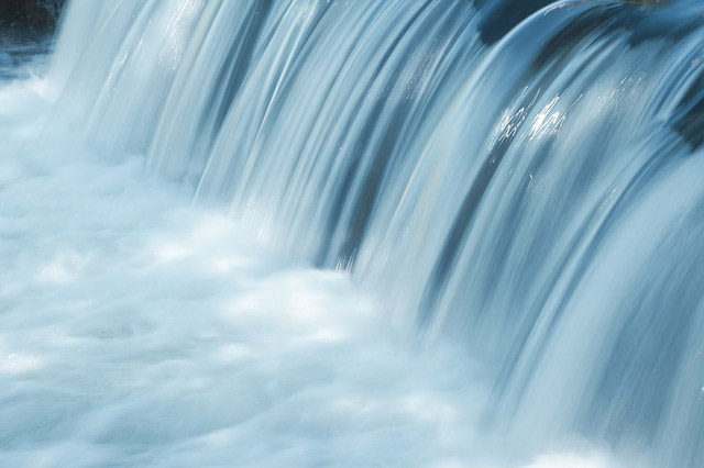 Writing Inspiration - Waterfalls - Caris Roane Paranormal Romance Author