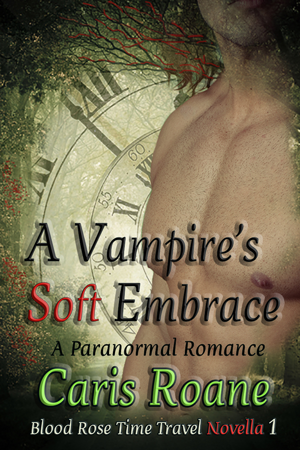 A VAMPIRE'S SOFT EMBRACE - Caris Roane Paranormal Romance Author