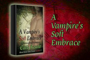 Book Cover - Caris Roane Author of Paranormal Romance