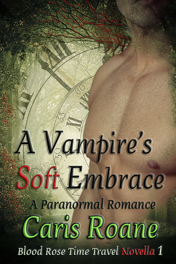 Fanged Up - A Vampire's Soft Embrace - Caris Roane Paranormal Romance Author